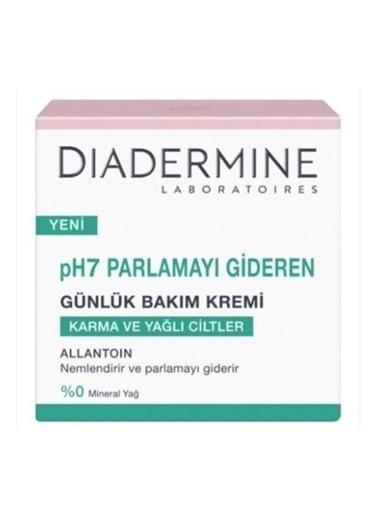 Diadermine Diadermine Ph7 Parlamayı Gideren Günlük Bakım Kremi Renksiz
